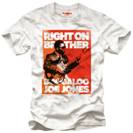 Joe Jones Right On Brother Jazz Blues T-Shirt
