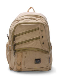 Canvas Standard Traveling Backpack