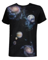 EXR Over the Moon Mens Short-Sleeve T-Shirt