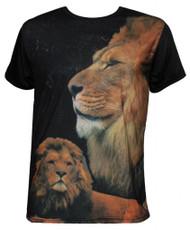 EXR Lion King Mens Short-Sleeve T-Shirt