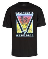 California Pride Mens Short-Sleeve T-Shirts (Various Designs)