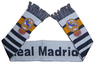 Real Madrid Woven Winter Scarf