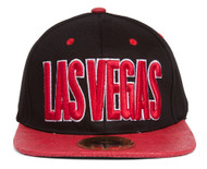TopHeadwaer Las Vegas City Snapback w/ Floral Flat Bill