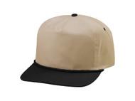 Top Headwear Twill Golf Cap