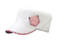 Top Headwear Ladies Fashion Army Cap