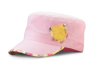 Top Headwear Ladies Fashion Army Cap