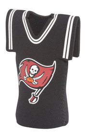 Tampa Bay Buccaneers Jersey Bottle Holder - Set of 4