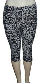 Women's Skin Tight Leopard Leggings