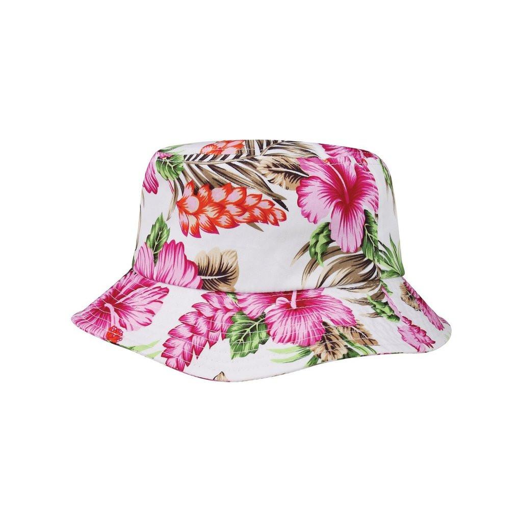 edfbe60cfadfc MG Unisex Floral Bucket Hat-7801G - Gravity Trading