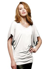 Bella - Ladies' Flowy Rage Sleeve Dolman T-shirt