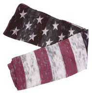 Gravity Threads United States of America Distressed Scarf