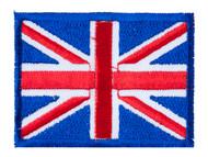 British Union Jack Patch