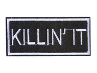 Killin' It Patch