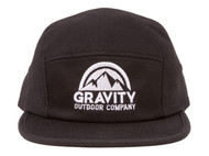 Gravity Outdoor Co. 5 Panel Hat