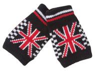 United Kingdom Thumb Free Finger Glove