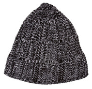 Knitted Triangle Beanie