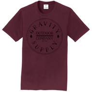 Gravity Supply Outdoor Short-Sleeve T-Shirt