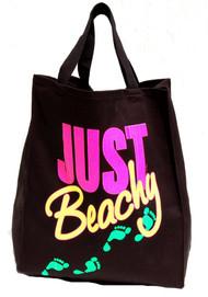 Just Beachy Essential Tote Bag - Black