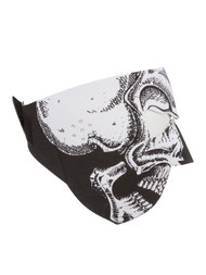 Skull Neoprene Full Face Mask Nose Mouth Vent Snow