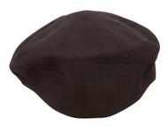 Black Knit Style Ivy Cap - Large/X-Large