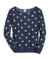 Gravity Threads Womens Eco Fleece Sweatshirt