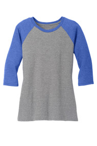 Gravity Threads Womens 3/4-Sleeve Raglan