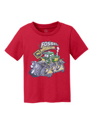 Fossil Digger Kids Cotton T-Shirt