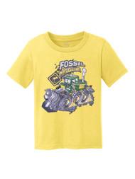 Fossil Digger Kids Cotton T-Shirt