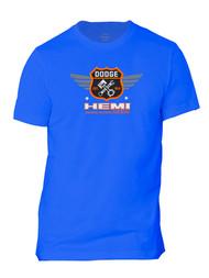 Dodge Hemi Mens Short-Sleeve T-Shirt