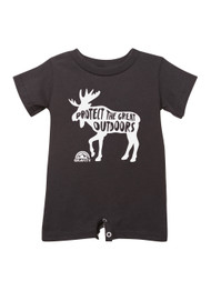 Protect the Great Outdoors Infant Bodysuit T-Romper