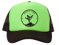 Joshua Tree Adjustable Mesh Trucker Hat