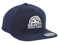 Gravity Outdoor Co. Classic Adjustable Snapback Hat