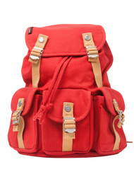 Gravity Travels 18 inch Traveler Rucksack Backpack