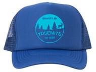 Yosemite Est. 1890 Adjustable Mesh Trucker Hat