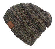 Gravity Threads Adult 4 Tone Soft Beanie
