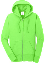 Gravity Threads Womens Fleece Hooded Sweatshirt