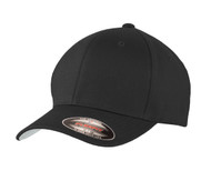 Top Headwear Flexible Wool Blend Cap