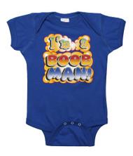 "Baby ""I'm a Boob Man"" Bodysuit"