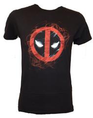 Marvel Deadpool Smokey Icon T-shirt