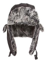 Snow Faux Fur Hat
