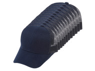 12-Pack Youth Adjustable Trucker Mesh Caps