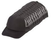 12-Pack Youth Adjustable Trucker Foam Mesh Caps