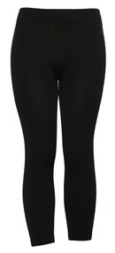 Tanco Ladies Leggings Tights Nylon -Black