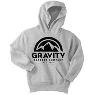 Gravity Outdoor Co. Youth Hoodie Sweatshirt