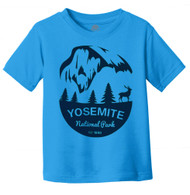 Yosemite National Water-Based Screen Toddler T-Shirt