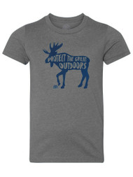 Great Outdoors Water-Based Kids Jersey T-Shirt