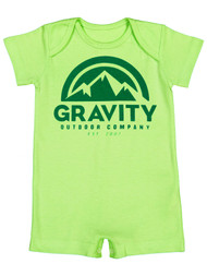 Gravity Outdoor Co. Water-Based Jersey T-Romper