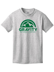 Gravity Outdoor Co. Water-Based Kids Cotton T-Shirt
