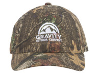 Logo Realtree Hunting Fitted Baseball Cap