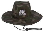 Gravity Outdoor Co. Safari Explorer Sun Hat w/ Flap